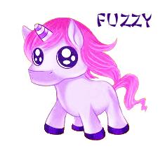 Fuzzy Licornes de Yetaland