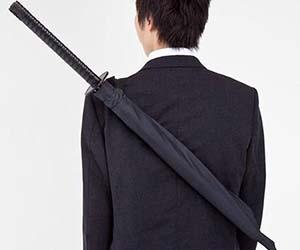 Parapluie de ninja